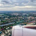Foto dari Jendela Pesawat