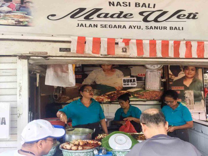 Kuliner Khas Bali: Warung Made Weti