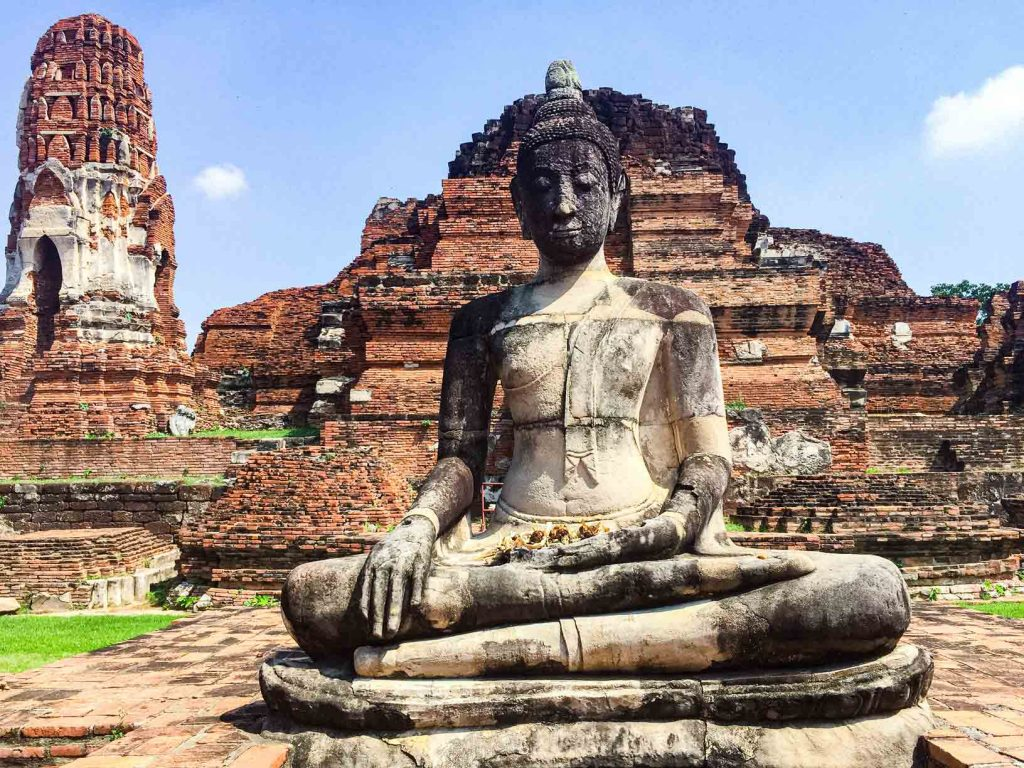 Buddha Statue Wat Mahathat