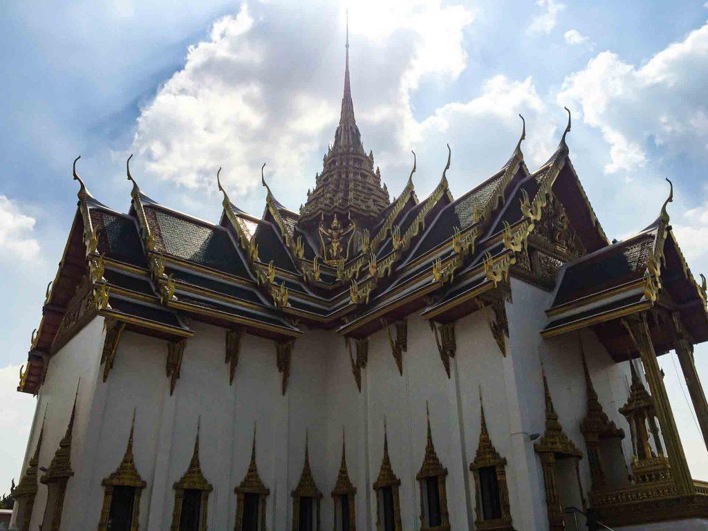 Dusit Maha Prasat Hall