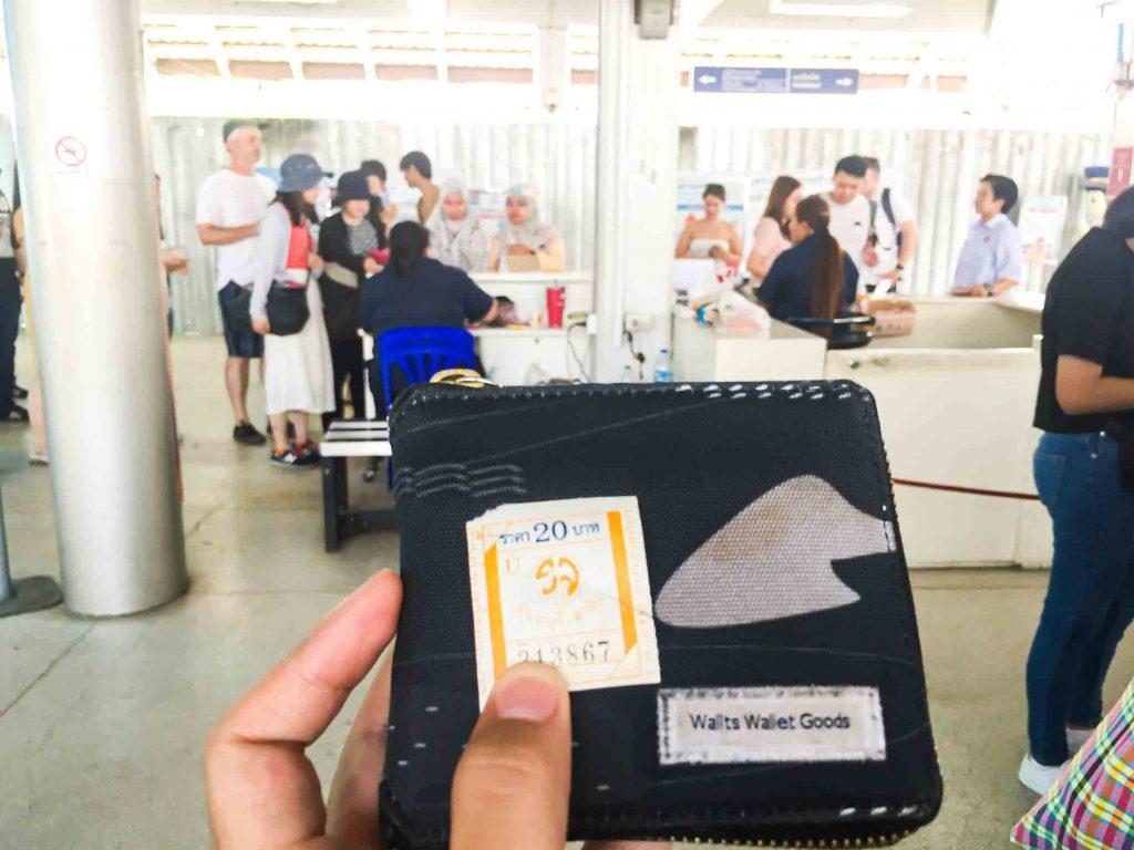 Tiket Perahu Bangkok