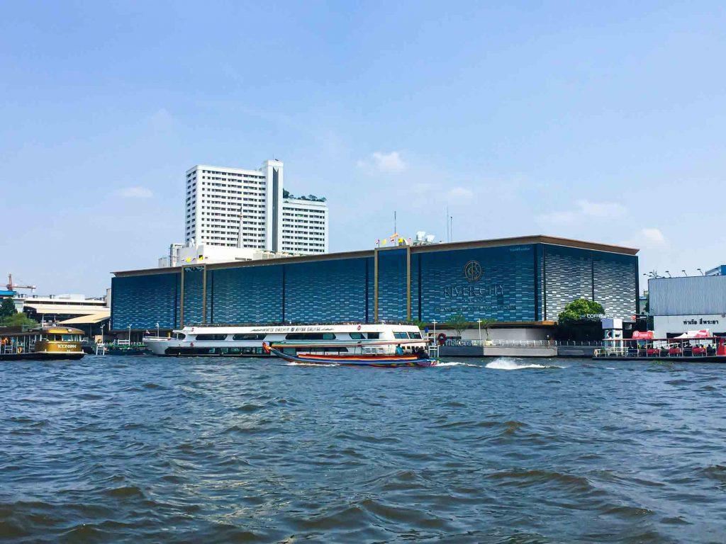 Bangkok The River City