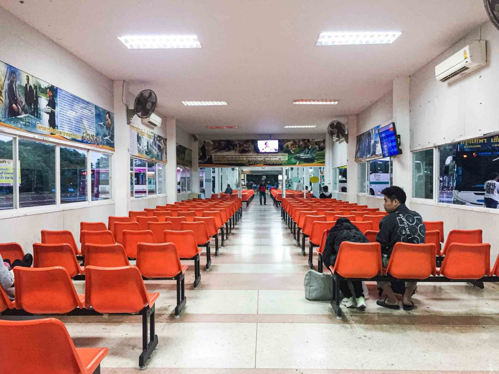 Terminal bus Chiang Rai