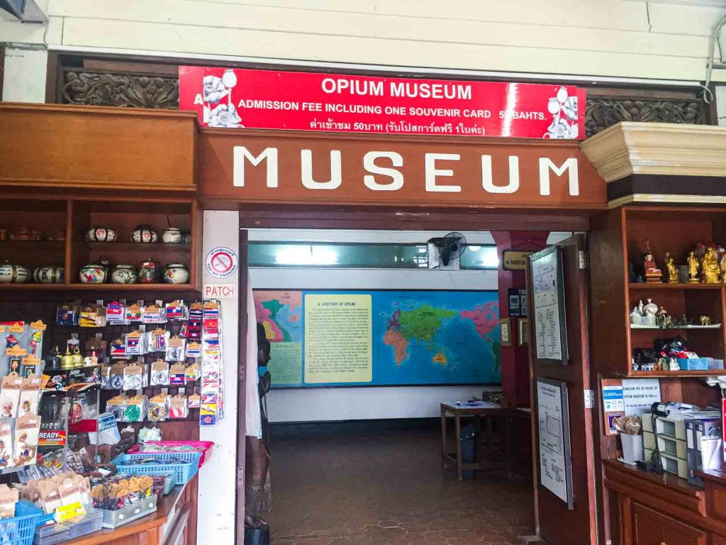 House of Opium Chiang Rai