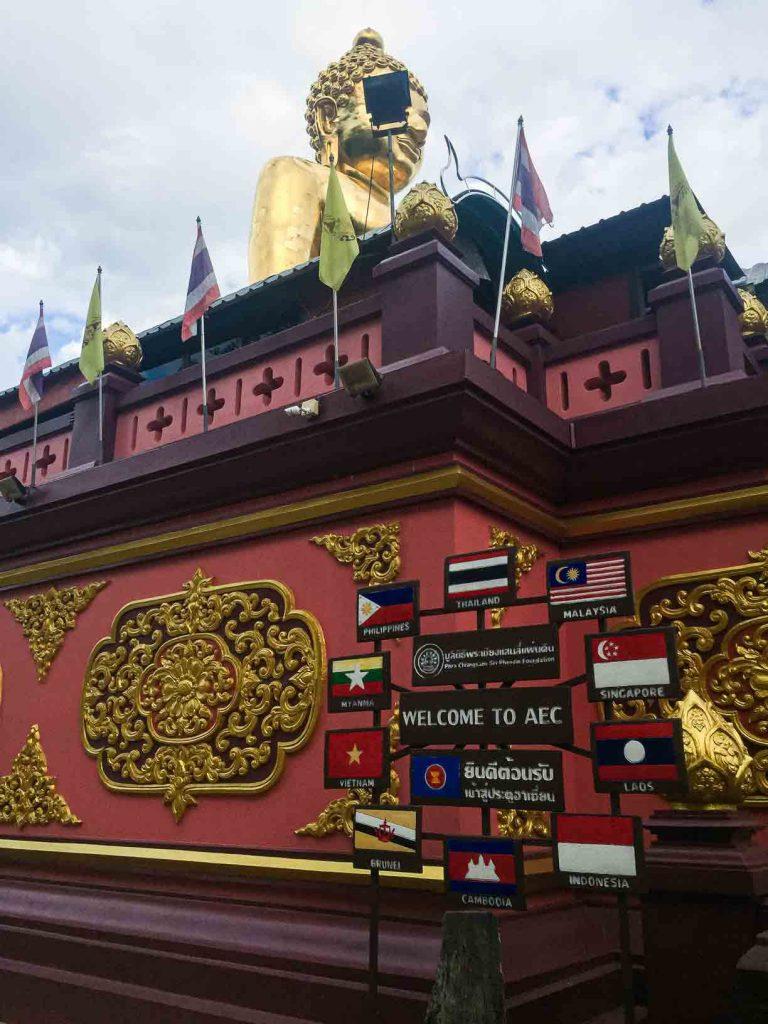 Big Buddha Chiang Saen