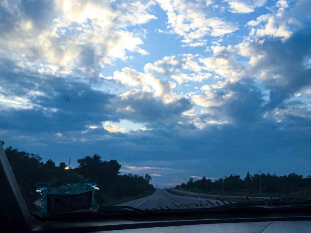 Sunset Chiang Rai