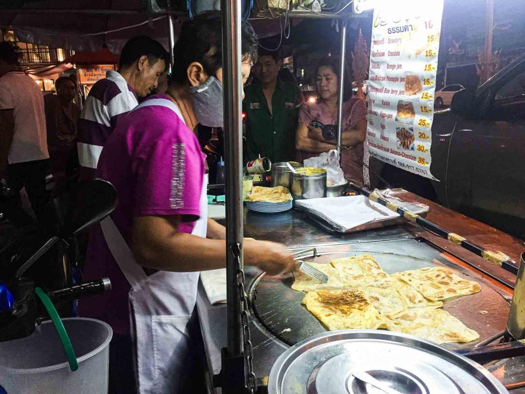 Food in Chiang Rai