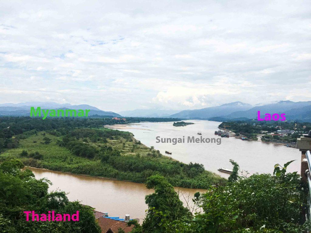 Golden Triangle & Mekong River Chiang Rai