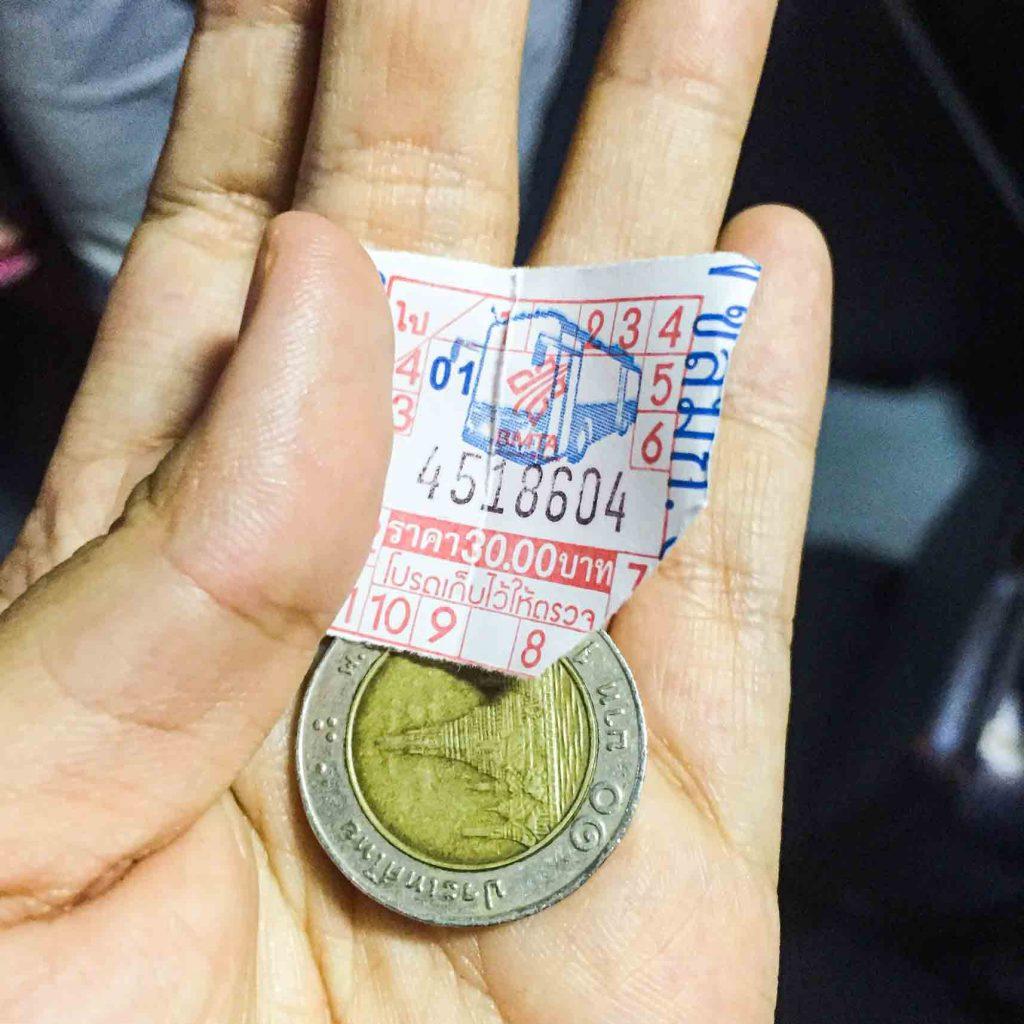 Bus Bandara Don Mueang