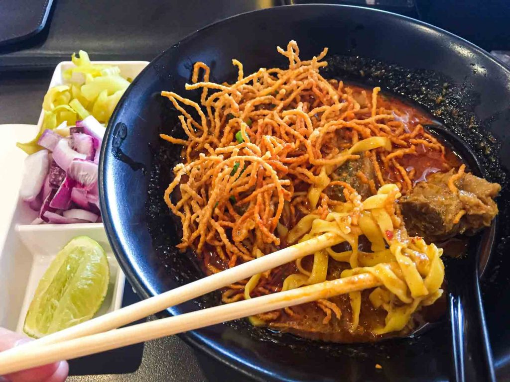 Khao Soi Chiang Rai
