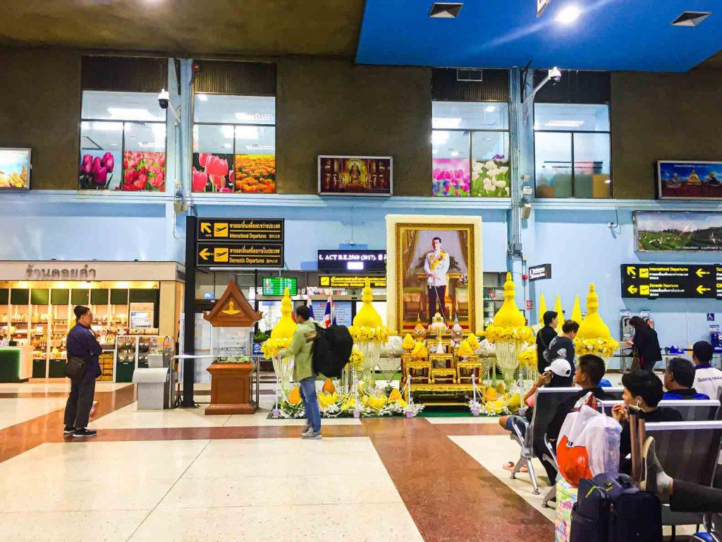 Mae Fah Luang Chiang Rai International Airport
