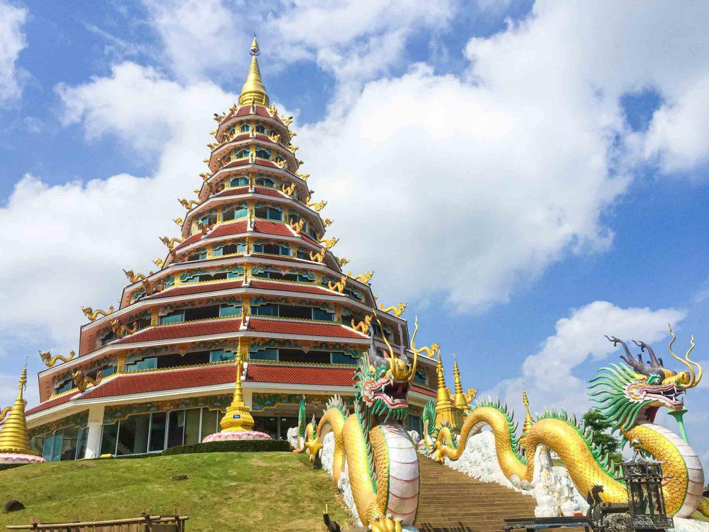 Pagoda Chinese Chiang Rai