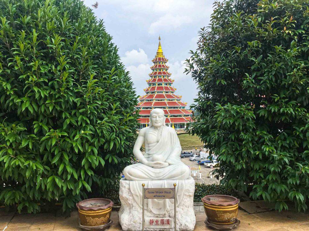 Wat Huay Pla Kung Chiang Rai